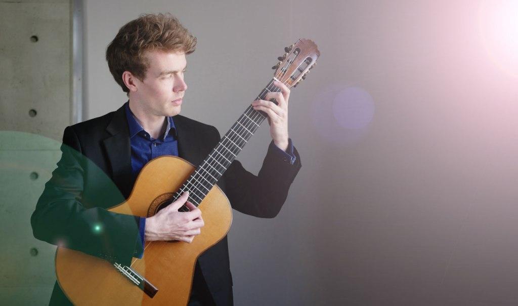 Sören Golz, Musiker, Gitarrist, Gitarrenlehrer