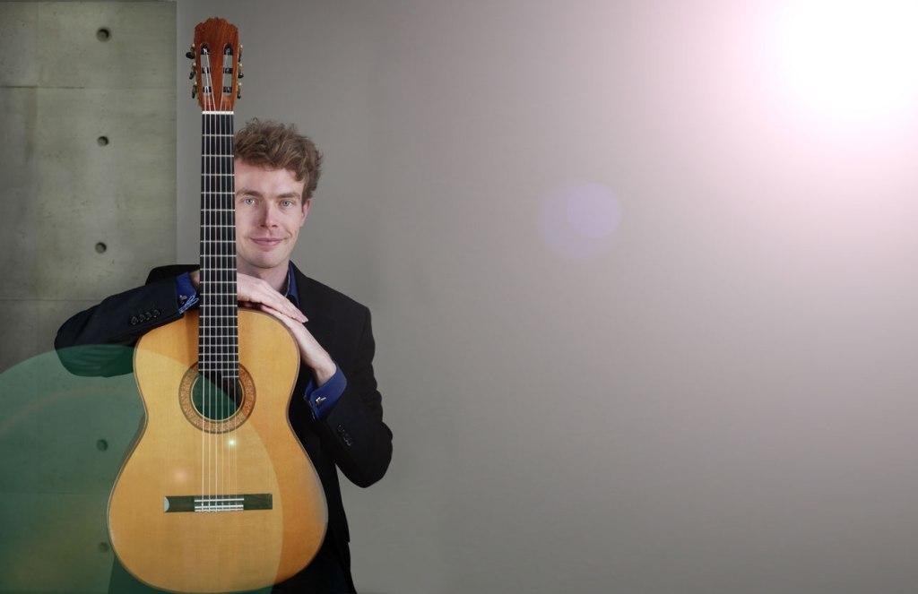 Sören Golz, klassischer Gitarrist