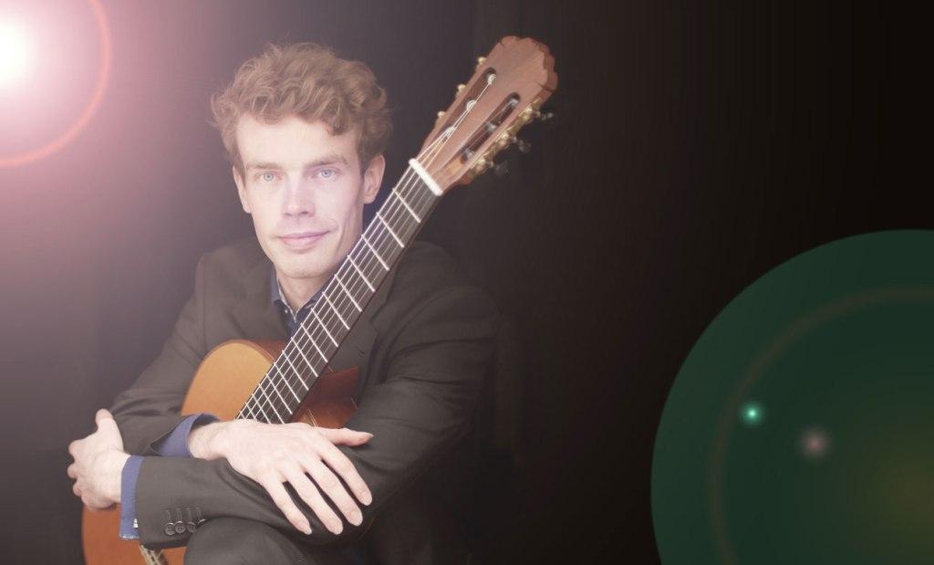 Sören Golz Gitarrenmusik frontal